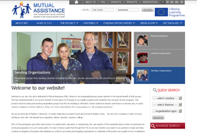 Mutual Assistance Website